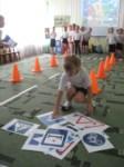 Сотрудники ГИБДД устроили праздник в тульском детском саду, Фото: 1