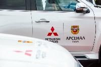 Новые автомобили для арсенала от ГК Автокласс, Фото: 19