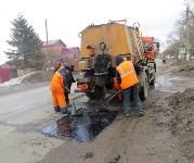 В Туле продолжают ремонтировать дороги, Фото: 6