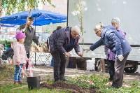 Тульская городская УК сажает деревья, Фото: 17