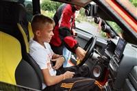 Тульские гонщики из автоклуба R.U.S.71 посетили Яснополянский детский дом, Фото: 8