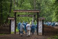 На экотропе «Малиновая засека» прошел Всероссийский субботник, Фото: 24