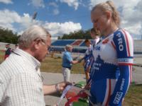 Первенство России и Всероссийские соревнования по велоспорту. 18 июля 2014, Фото: 4