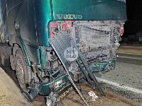 На выезде из Тулы BMW влетел в фуру: один человек погиб, Фото: 12