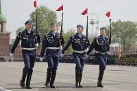 Генеральная репетиция парада Победы в Туле, Фото: 1