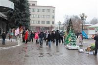 Новогодний арт-базар, Фото: 18