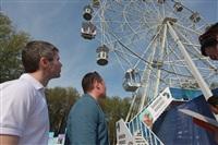 """Открытие зоны """"Драйв"""" в Центральном парке. 1.05.2014, Фото: 24"""