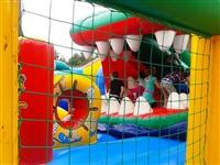 Самое любимое развлечение детей на фестивале., Фото: 2