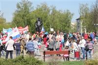 Тульская Федерация профсоюзов провела митинг и первомайское шествие. 1.05.2014, Фото: 31