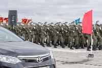 В Туле прошла первая репетиция парада Победы: фоторепортаж, Фото: 30