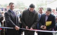 Владимир Груздев поучаствовал в торжественной церемонии открытия Центра детского творчества, Фото: 4