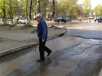 В центре Тулы хлещет вода, Фото: 5