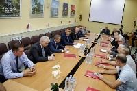 Алексей Дюмин  посетил АО «АК «Туламашзавод», Фото: 13