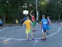 В Центральном парке Тулы прошли соревнования по уличному баскетболу, Фото: 23