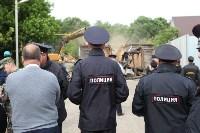 Снос цыганских домов на Косой Горе, Фото: 12
