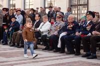 Открытие монумента и бронепоезда на Московском вокзале. 8 мая 2015 года, Фото: 49
