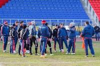 Первая тренировка «Арсенала» на Центральном стадионе в 2016 году., Фото: 61