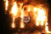 Крупный ночной пожар в Туле, Фото: 19