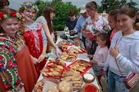 Богатырская трапеза на Куликовом Поле, Фото: 5