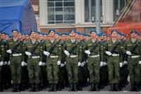Вторая генеральная репетиция парада Победы. 7.05.2014, Фото: 50