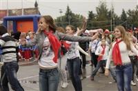 Танцевальный флешмоб, Фото: 2