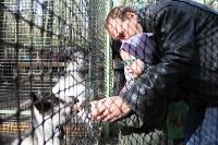 В Новомосковске открылся мини-зоопарк, Фото: 23