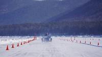 Мотороллер «Алексей Геннадьевич» из Тулы установил рекорд скорости на «Байкальской миле», Фото: 18
