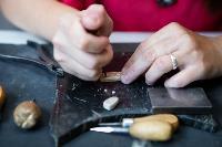 Тульская всечка: как мастерица создает уникальные украшения, Фото: 6