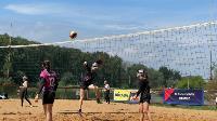 В Центральном парке Тулы прошло первенство области по пляжному волейболу среди девушек, Фото: 11