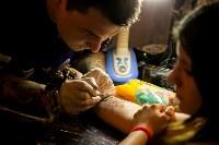 Фестиваль домашней татуировки в «Воротах Солнца», Фото: 15