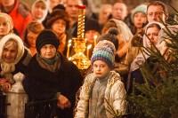 Рождественское богослужение в Успенском соборе Тулы, Фото: 22