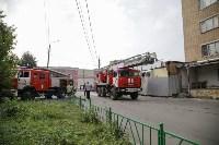 Пожар на проспекте Ленина, Фото: 9