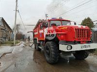 Пожар в Михалково, Фото: 30