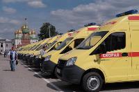 Тульским медикам передали 41 автомобиль , Фото: 13