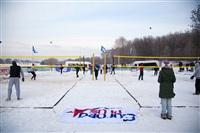 В Туле определили чемпионов по пляжному волейболу на снегу , Фото: 2