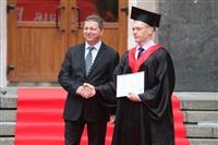 Владимир Груздев поздравил выпускников магистратуры ТулГУ, Фото: 77