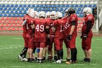 Матч по американскому футболу между «Тарантула» и «Витязь», Фото: 59