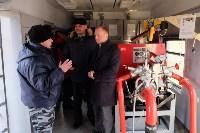 Презентация нового пожарного поезда, Фото: 30