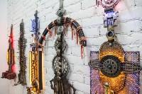 В Туле открыли скульптуру «блохе-киборгу», Фото: 14