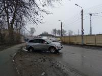 ДТП с автобусом медиков в Туле: у водителя случился инсульт, Фото: 1