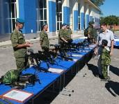 Командиру 106-й гвардейской воздушно-десантной дивизии вручено Георгиевское знамя, Фото: 21