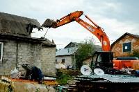 В Плеханово убирают незаконные строения, Фото: 41