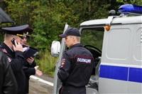 В Туле полицейские соревнуются в мастерстве, Фото: 7
