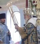 Божественная литургия в храме Сергия Радонежского, Фото: 11