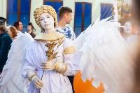 Фестиваль Театральный дворик на улице Металлистов и Набережной, Фото: 2