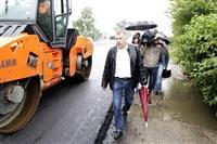 Юрий Андрианов пообещал повысить эффективность и качество ремонта дорог, Фото: 3
