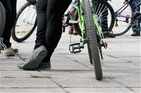 По центральным улицам Тулы прошел велопробег, Фото: 27