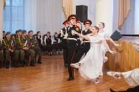 В колонном зале Дома дворянского собрания в Туле прошел областной кадетский бал, Фото: 52