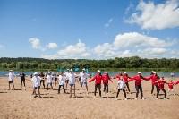 Акробаты и боксеры в летнем лагере, Фото: 111