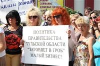 Митинг тульских предпринимателей, Фото: 13